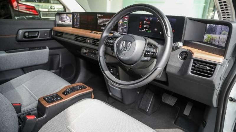 Mobil Listrik Honda e Makin Dekat Indonesia, Dijual di Malaysia Seharga 4 Buah Brio 02