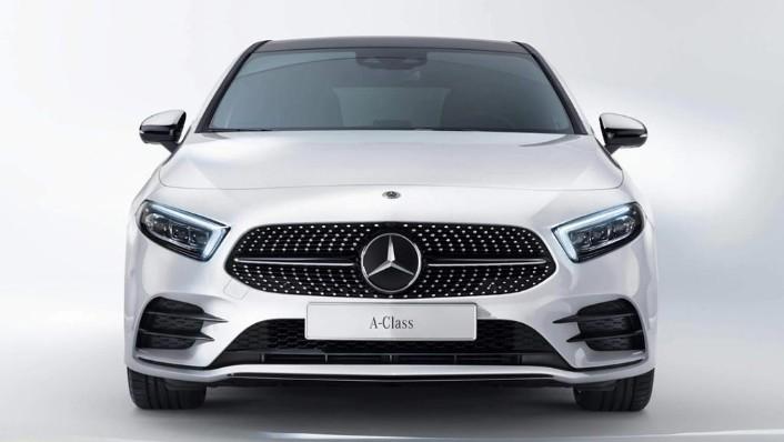 Mercedes-Benz A-Class 2019 Exterior 002