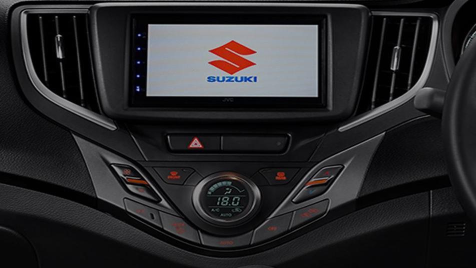 Suzuki Baleno 2020 2020 Interior 004
