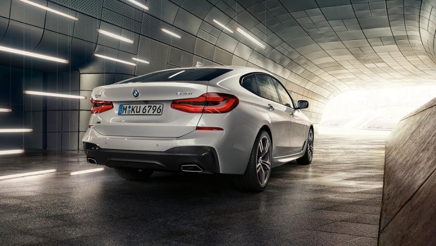BMW 6 Series Gran Turismo 2019 Exterior 004