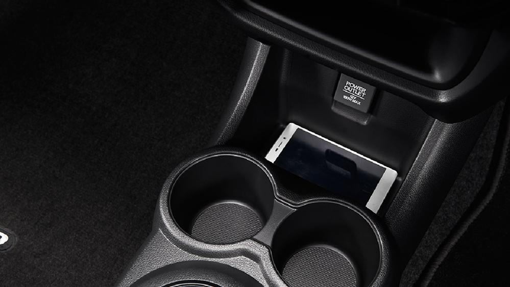 Honda Brio 2019 Interior 012