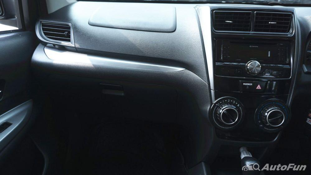Toyota Avanza Veloz 1.3 MT Interior 014