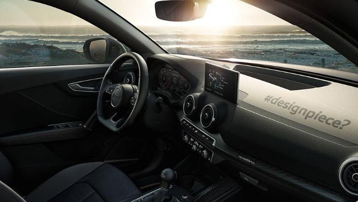 Audi Q5 2019 Interior 002