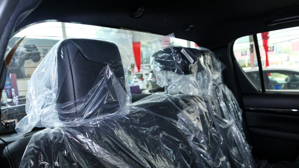 Toyota Hilux 2019 Interior 031