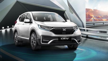 2021 Honda CR-V 1.5L Turbo Daftar Harga, Gambar, Spesifikasi, Promo, FAQ, Review & Berita di Indonesia | Autofun