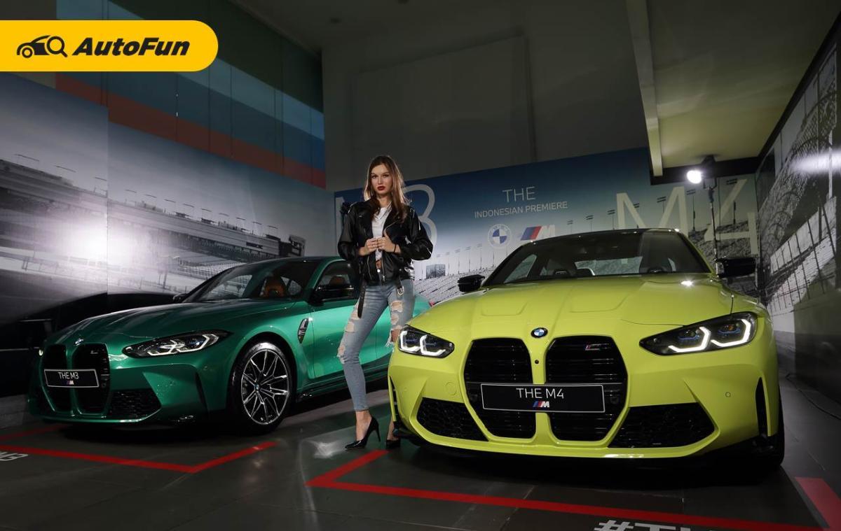 BMW M3 dan M4 2021