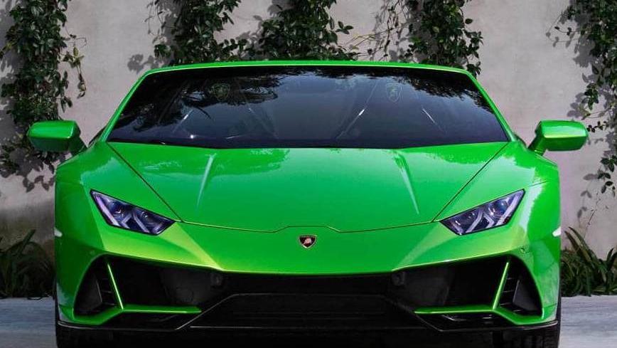 Lamborghini Huracan 2019 Exterior 015