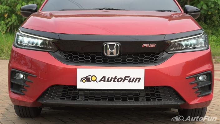 2021 Honda City Hatchback RS 1.5 CVT Exterior 009