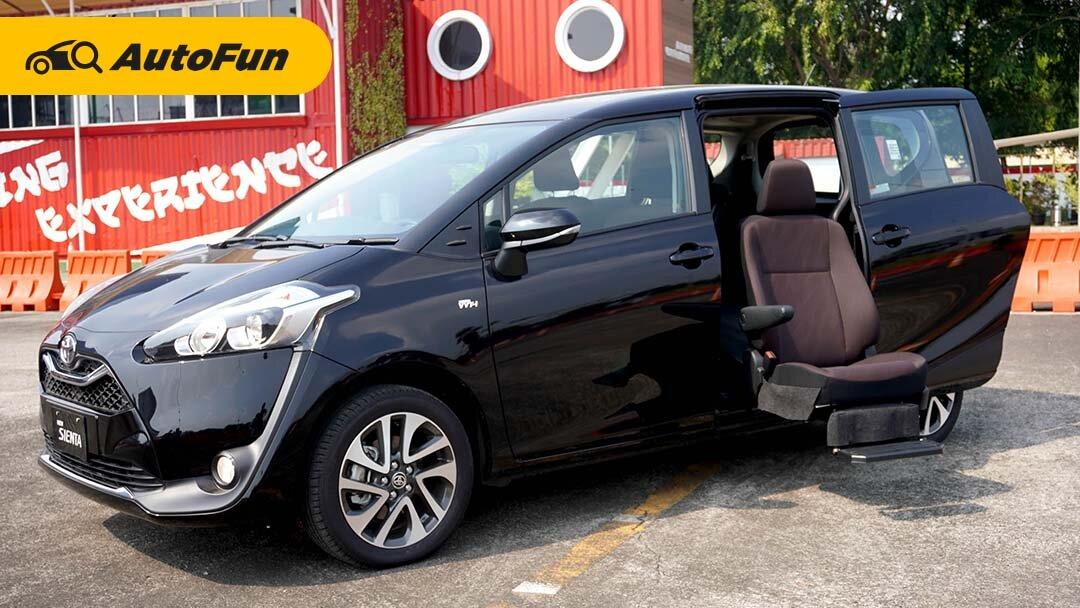 Toyota Sienta 2021 Masuk 10 MPV Terlaris Dunia Walau Tak Laku di Indonesia, Apa Kelebihannya? 01