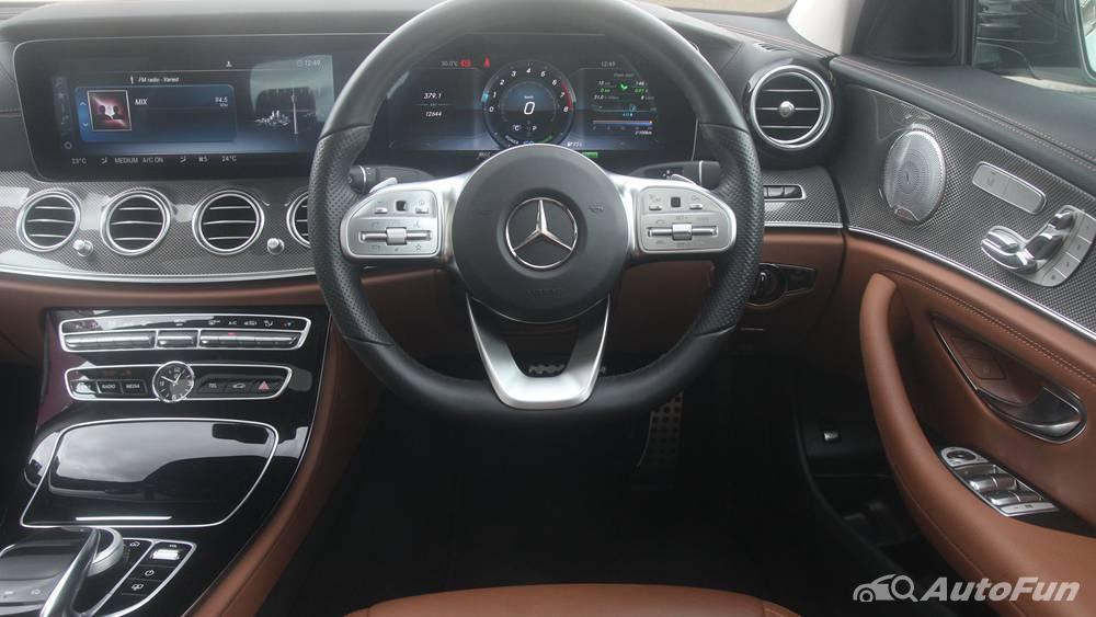 Mercedes-Benz E-Class 2019 Interior 069