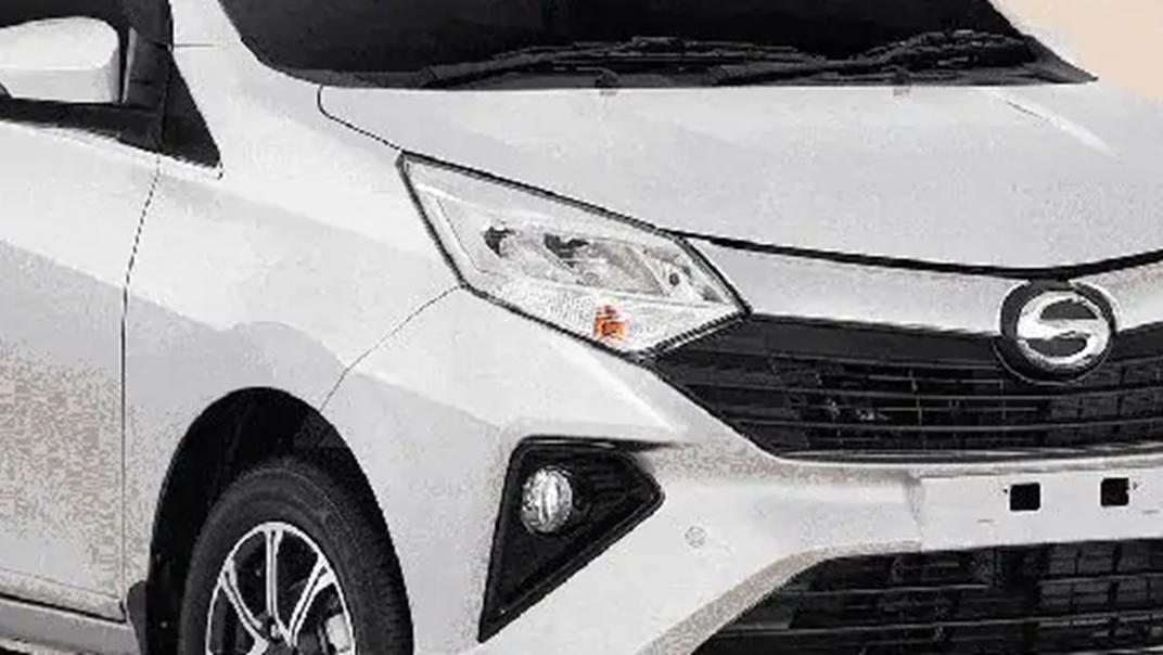 Daihatsu Sigra 2019 Exterior 007