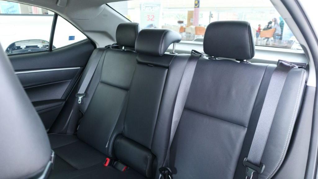 Toyota Corolla Altis 2019 Interior 139