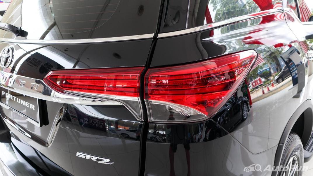 Toyota Fortuner 2019 Exterior 020