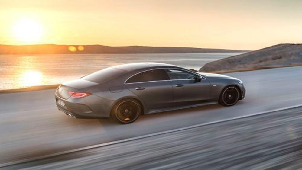 Mercedes-Benz CLS-Class 2019 Exterior 003