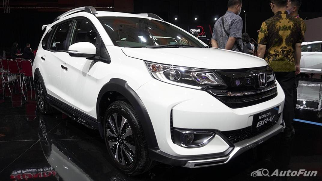 2021 Honda BRV Exterior 001