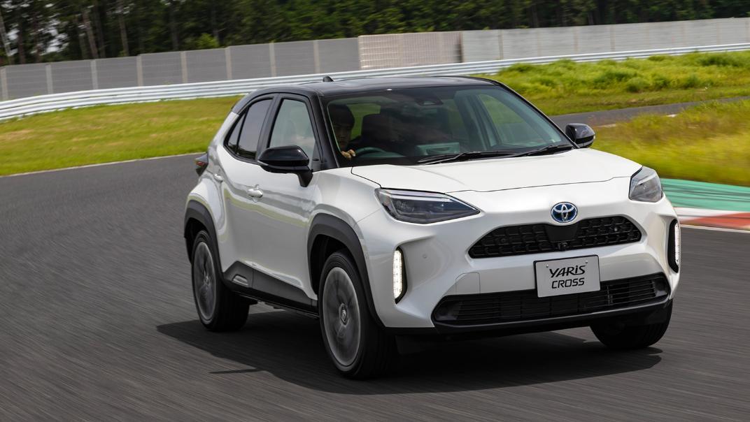 2020 Toyota Yaris Cross International Version Exterior 027