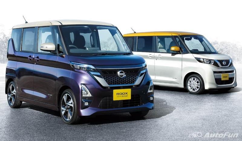 Nissan Kei-Car