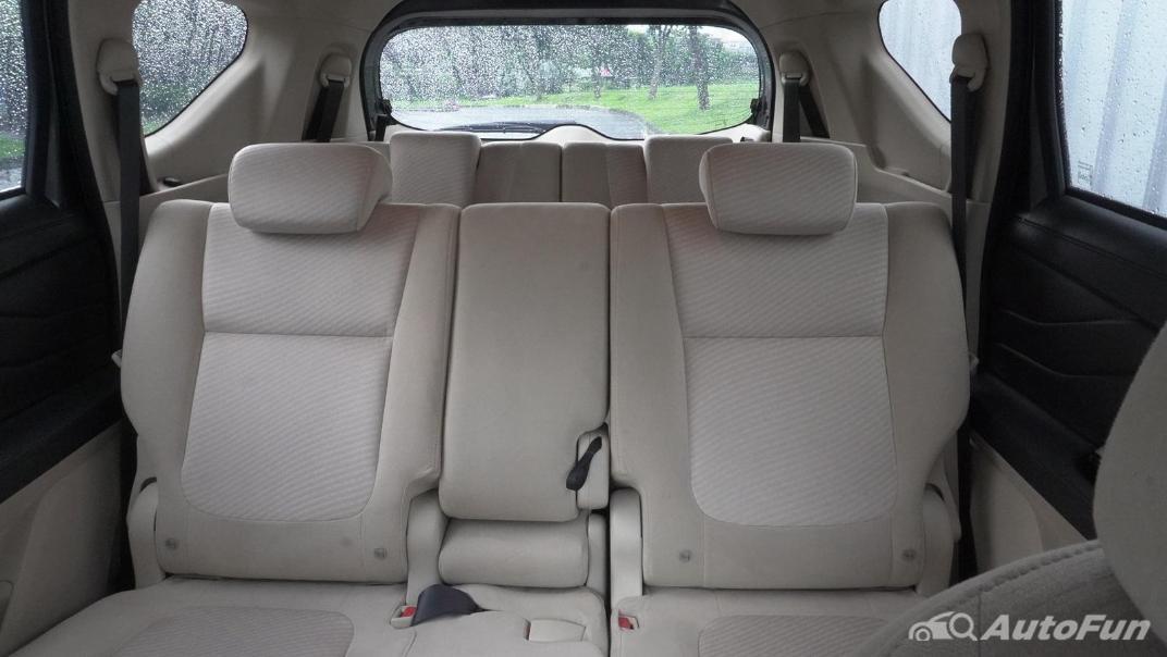 2020 Mitsubishi Xpander Ultimate A/T Interior 032