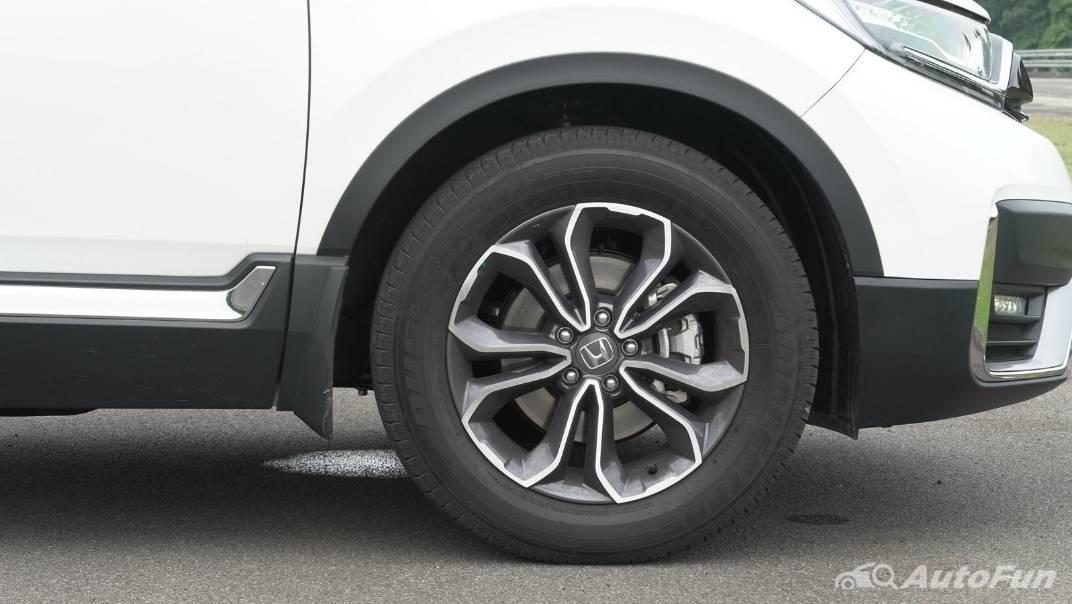2021 Honda CR-V 1.5L Turbo Prestige Exterior 016