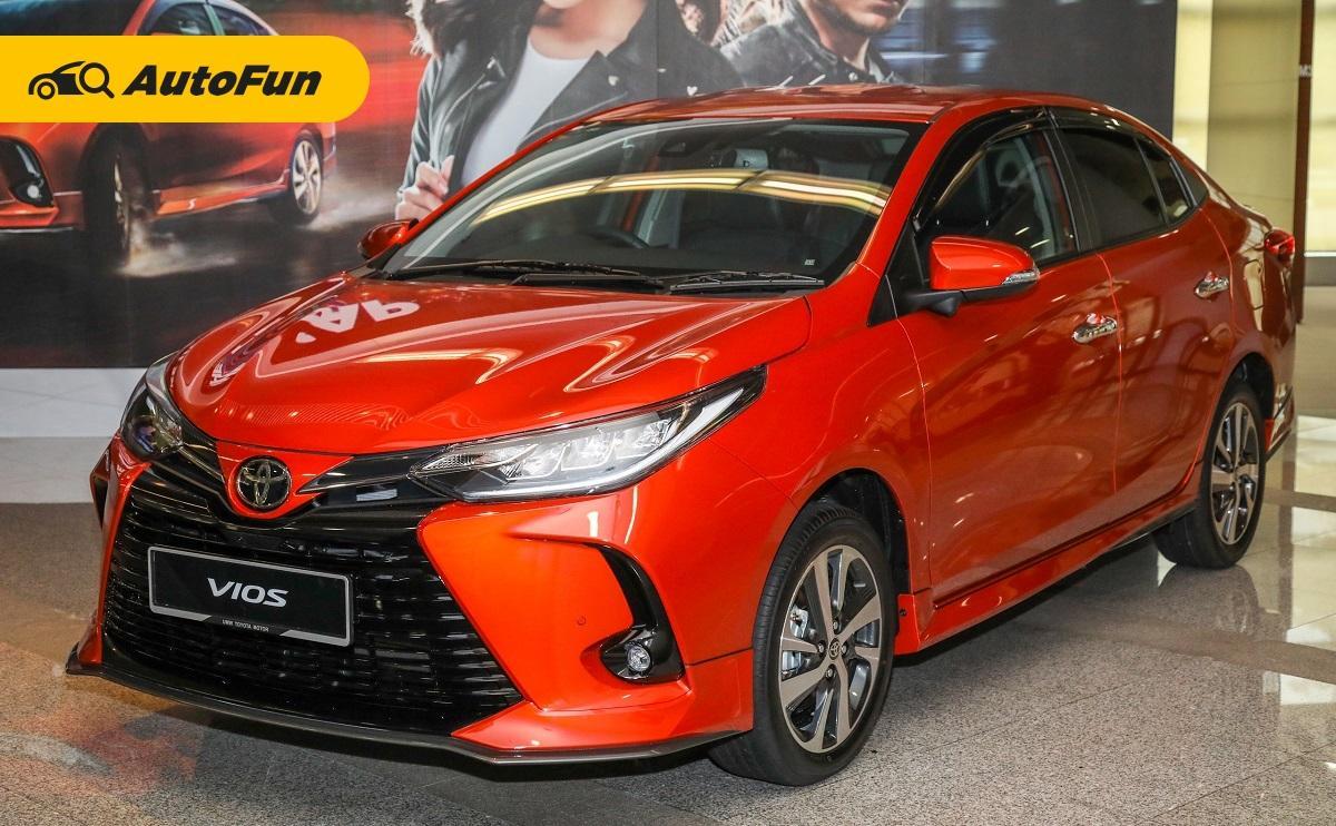 Simak Dulu Sederet Kelebihan dan Kekurangan Toyota New Vios, Biar Enggak Nyesel! 01