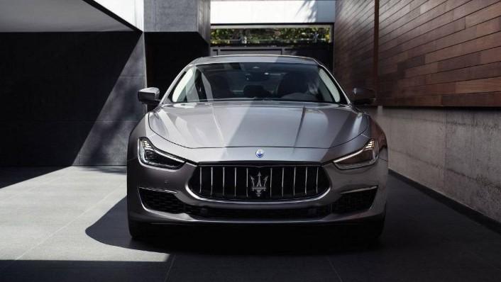 Maserati Ghibli 2019 Exterior 005