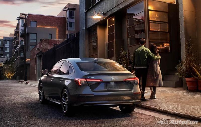 Honda Civic 2022 Mendebut, Bukan Cuma Tampilannya Aja yang Berubah 02