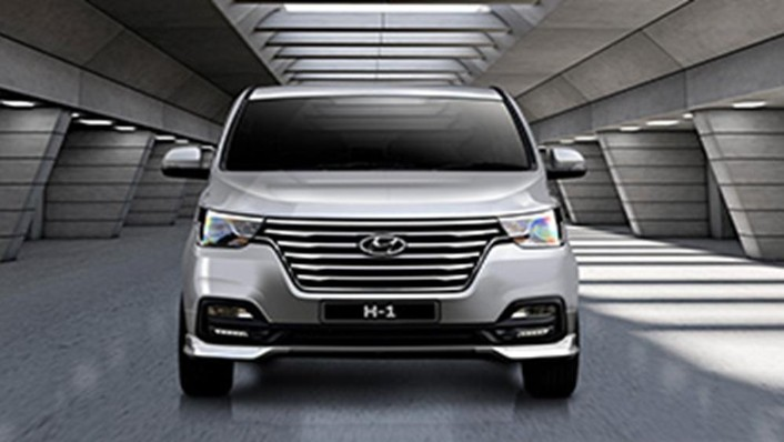 Hyundai H1 2019 Exterior 005
