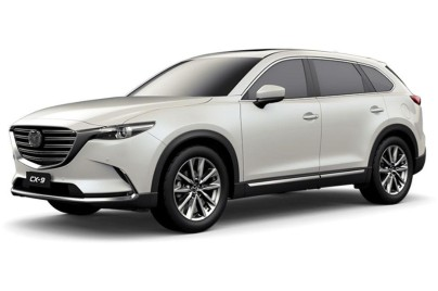 2021 Mazda CX 9 2WD