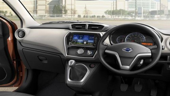 Datsun GO Plus 2019 Interior 002