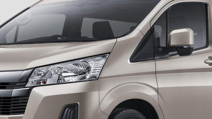 Toyota Hiace 2019 Exterior 006
