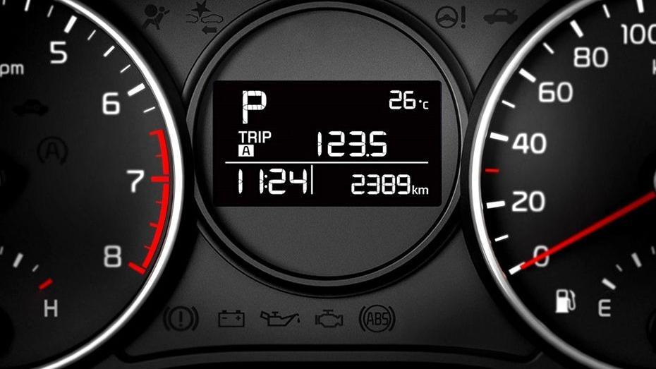 Kia Picanto 2019 Interior 005