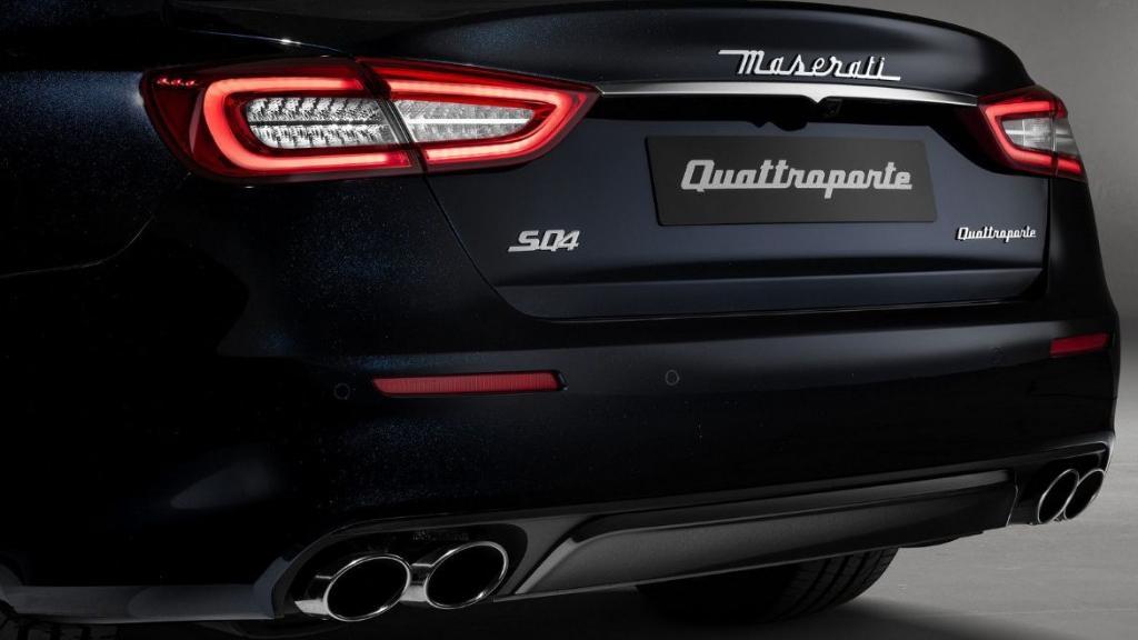 Maserati Quattroporte 2019 Exterior 021