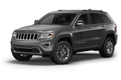 Jeep Grand Cherokee Overland 4x4