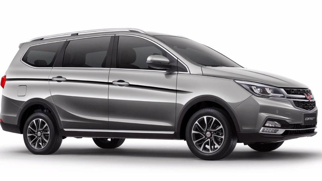Wuling Cortez 1.5 CT Exterior 004