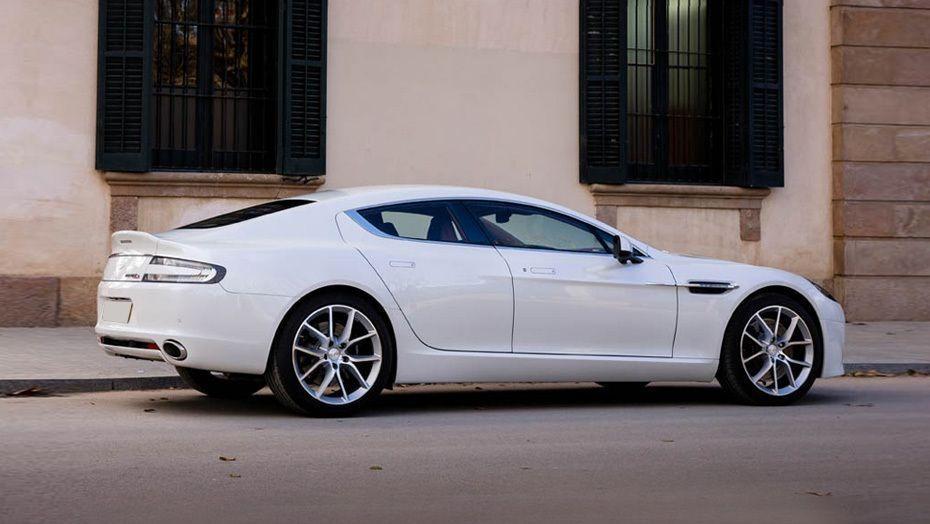 Aston Martin Rapide S 2019 Exterior 005