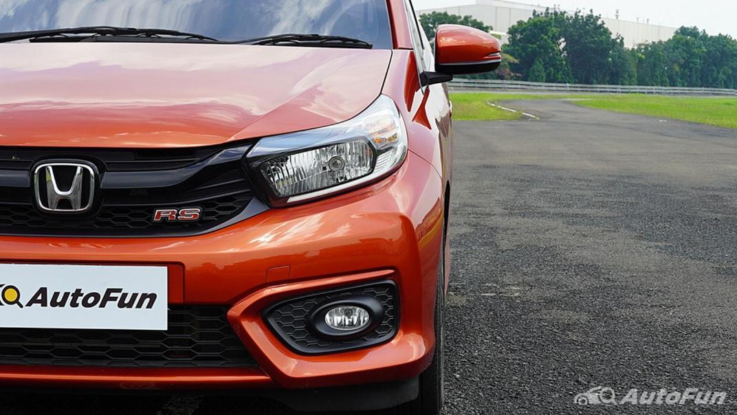 Honda Brio RS CVT Exterior 018