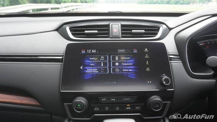 2021 Honda CR-V 1.5L Turbo Prestige Interior 003