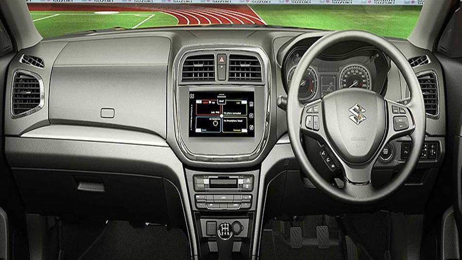 Suzuki Vitara Brezza 2019 Interior 001
