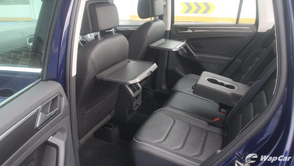 Volkswagen Tiguan 2019 Interior 048