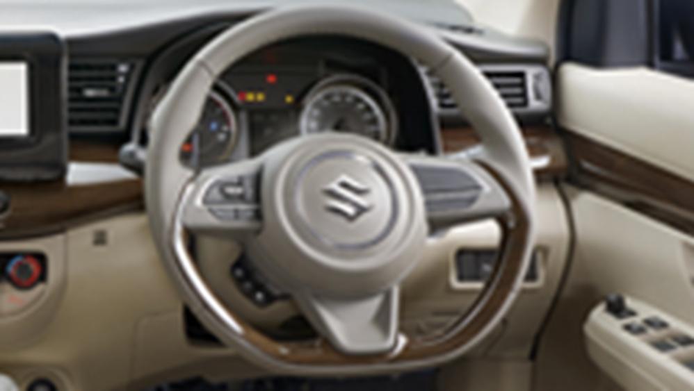 Suzuki Ertiga 2019 Interior 003