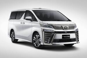 Goda Para Sultan Buat Ganti Mobil, Toyota Alphard 2021 dan Toyota Vellfire 2021 Tambah Fitur Baru dan Makin Sporty