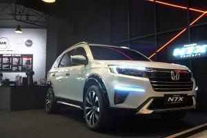 Lihat Calon Honda BR-V 2022 di Dreams Cafe by Honda Sambil Liburan Lebaran