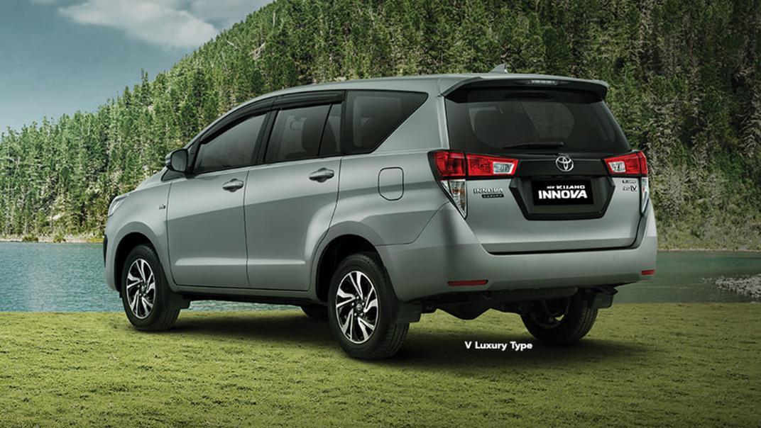 2020 Toyota Kijang Innova 2.0 V Luxury A/T Exterior 002