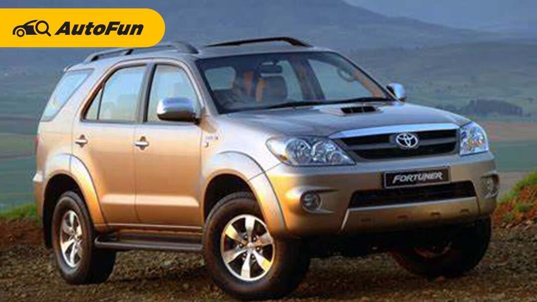 Harga Bekas Toyota Fortuner Cuma Rp130 Jutaan, Masih Punya Banyak Kelebihan! 01