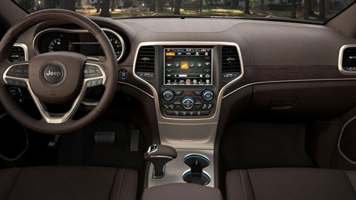 Jeep Grand Cherokee 2019 Interior 003