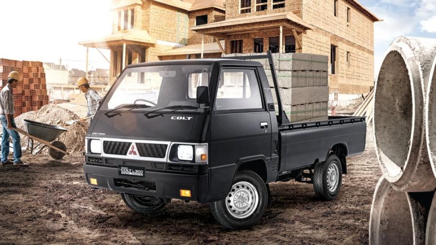 Mitsubishi L300 2019 Exterior 001