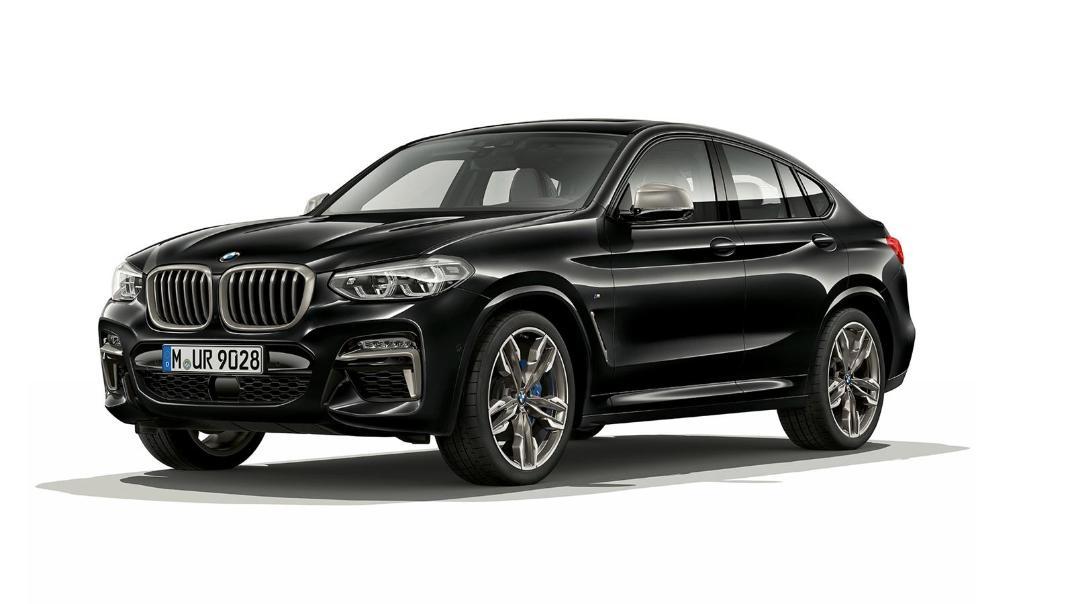 BMW X4 M 2020 3.0L Competition Exterior 003