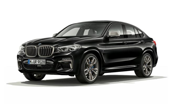 BMW X4 M 2020 3.0L Competition Exterior 003