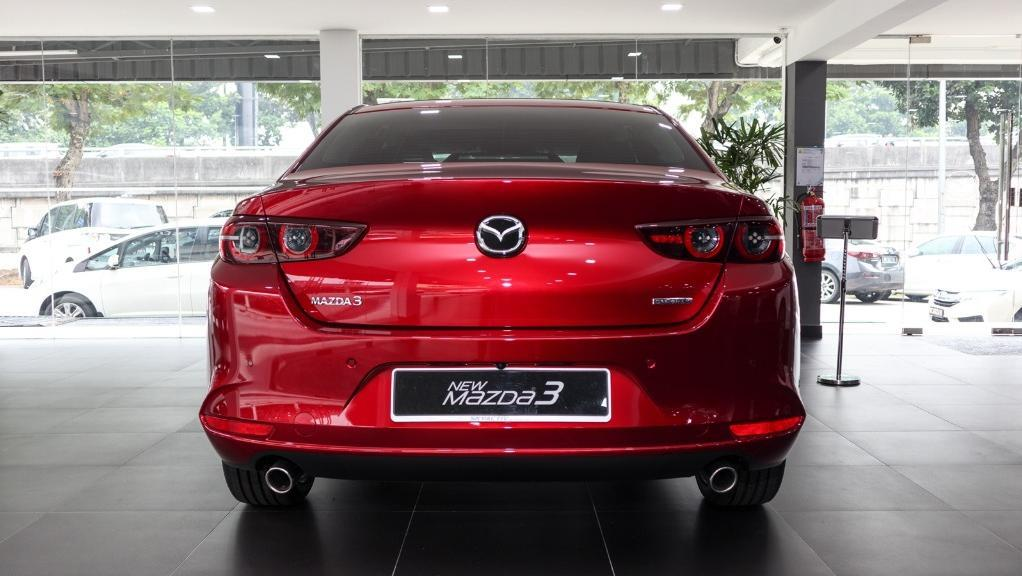 Mazda 3 2019 Exterior 003