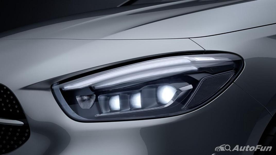 Mercedes-Benz B-Class 2019 Exterior 009